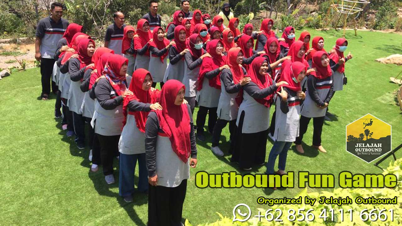 outbound fun game king garden resort