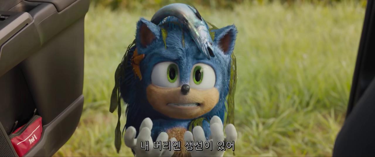 Download Sonic the Hedgehog (2020) HDRip Dual Audio [Hindi + English (ORG)] 720p [1GB]