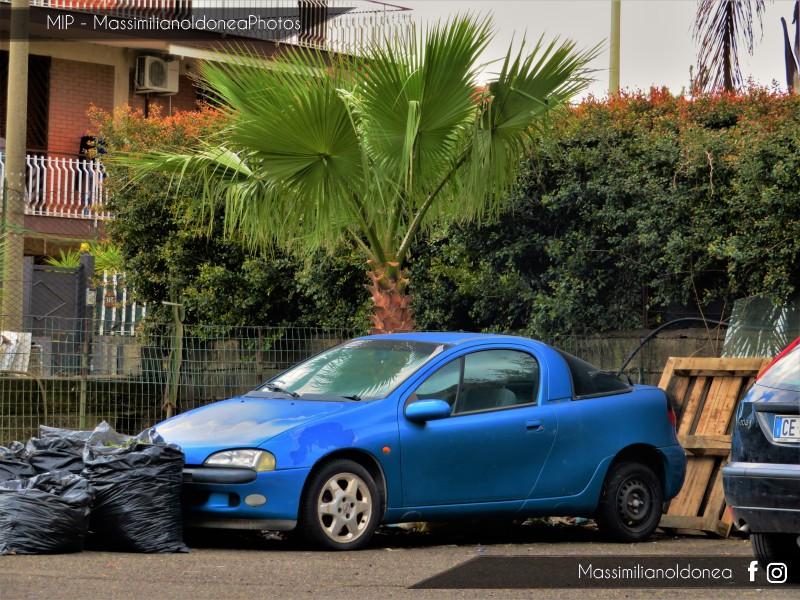 Auto Abbandonate - Pagina 11 Opel-Tigra