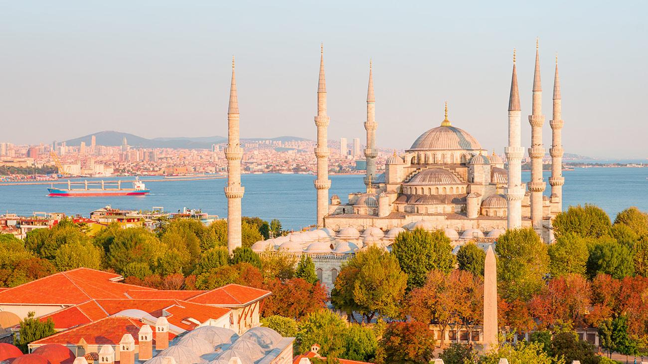 مزايا الحياة في تركيا