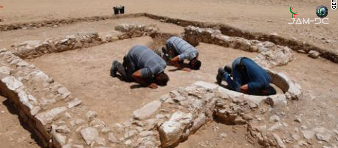 1200-летняя Мечеть найдена в Израиле