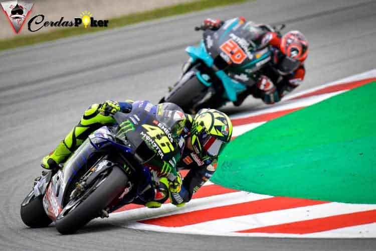 Optimistis Podium di Prancis, Rossi Le Mans Sirkuit yang Aku Sukai