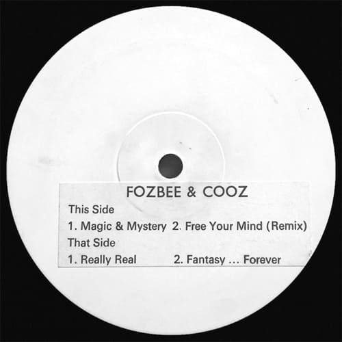Download Fozbee & Cooz - Magic & Mystery mp3