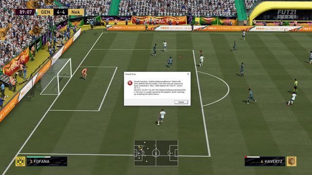 Fifa21crash