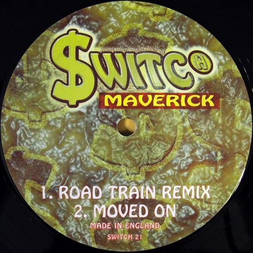 Maverick - Road Train (Remix) / Moved On