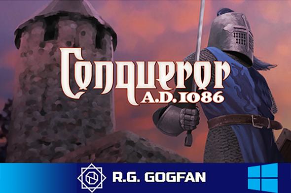 Conqueror AD 1086 (Activision) (ENG) [DL GOG] / [Windows]