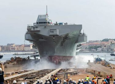 new-italian-aircraft-carrier-launched-15-months-after-construction-Helo-Carrier