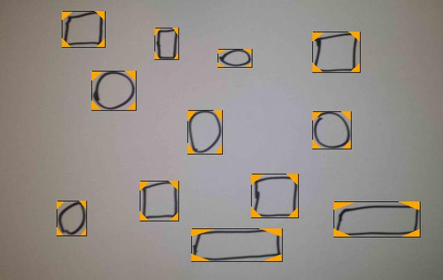Hand-Drawn2blobs