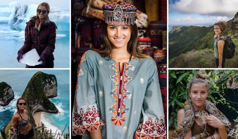 (FOTO) SVJETSKA REKORDERKA! Ima 22 godine i posjetila je sve zemlje svijeta