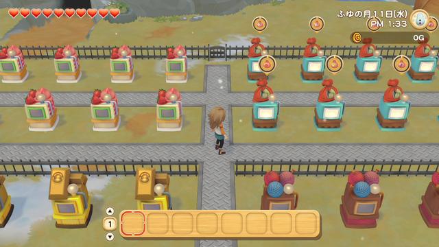 「牧場物語」系列首次在Nintendo SwitchTM平台推出全新製作的作品!  『牧場物語 橄欖鎮與希望的大地』 於今日2月25日(四)發售 017