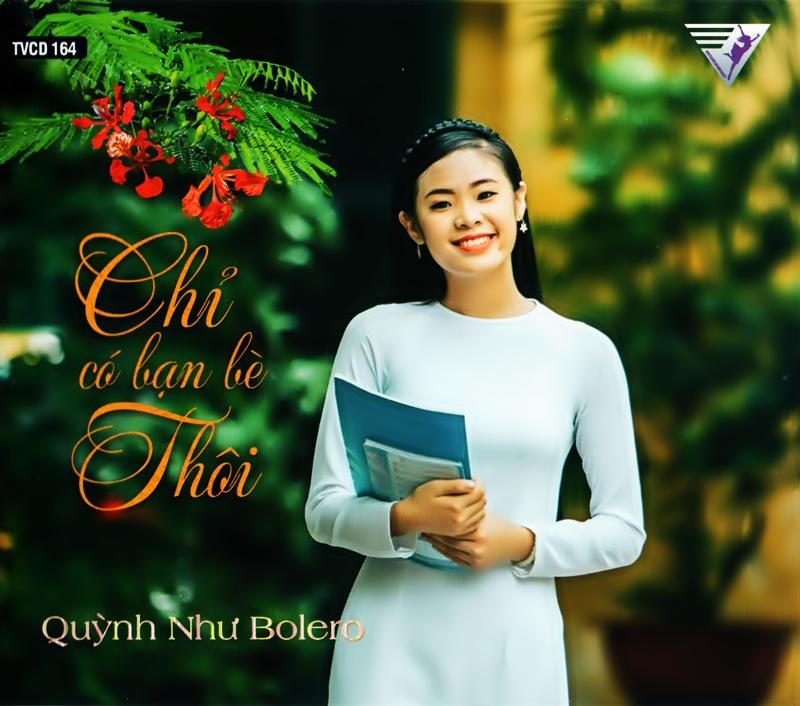 Nhac Viet Bolero - Chi Co Ban Be Thoi - Quynh Như  (Mp3 - 320kps) 01