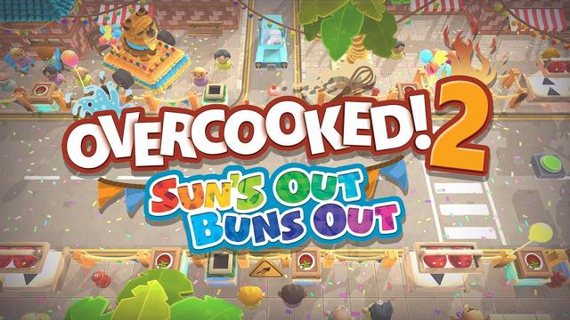 《煮過頭 2》免費DLC「Sun's Out Buns Out」公開 Image