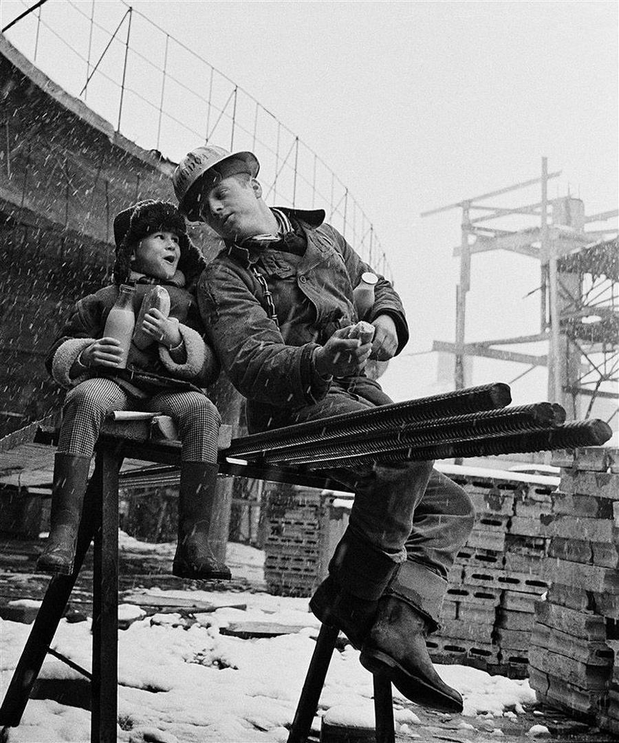 Жизнь СССР в фотографиях Юрия Абрамочкина 14