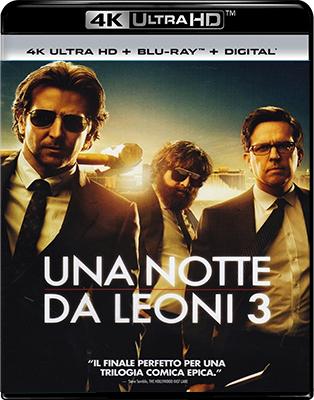 Una notte da leoni 3 (2013) .mkv UHD 4K ITA/ENG WEBRip 2160p x265 - Sub