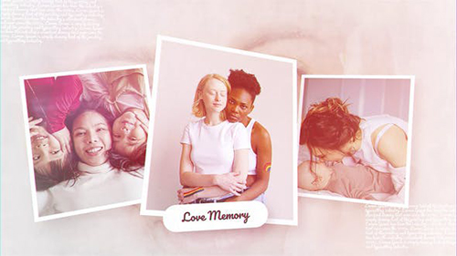 Love Memory 33707844 - Project for After Effects (Videohive)