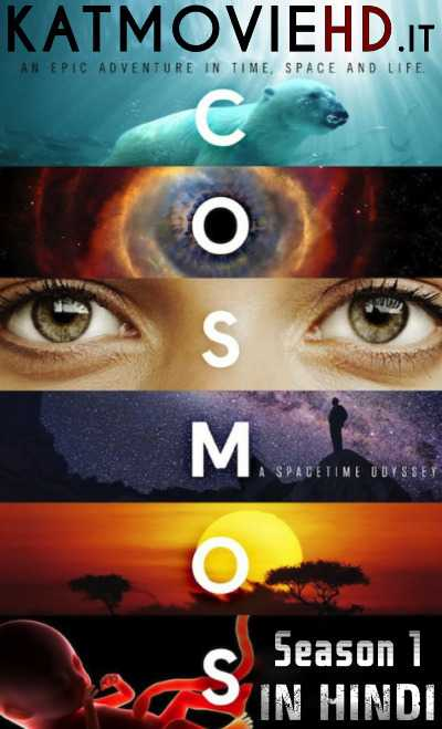 Cosmos – A SpaceTime Odyssey (2014) S01 [In Hindi Dubbed] All 1-13 Episodes 720p 480p HD