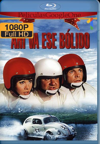 Ahí va ese bólido HD (1968) [1080p] Latino [GoogleDrive] | Omar |