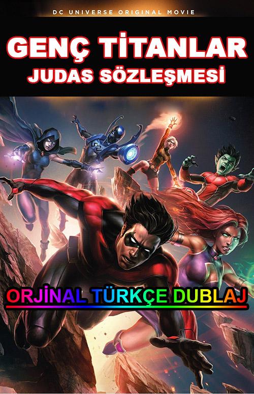 Genç Titanlar: Judas Sözleşmesi | 2017 | BDRip | XviD | Türkçe Dublaj | m720p - m1080p | BluRay | Dual | TR-EN | Tek Link