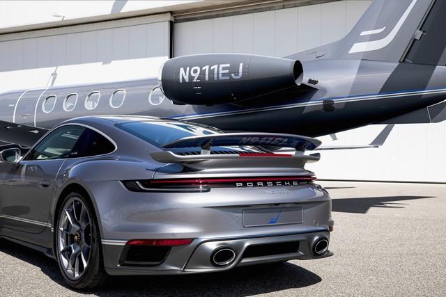 Haute performance sur terre et dans les airs: Porsche coopère avec Embraer S20-5304-fine
