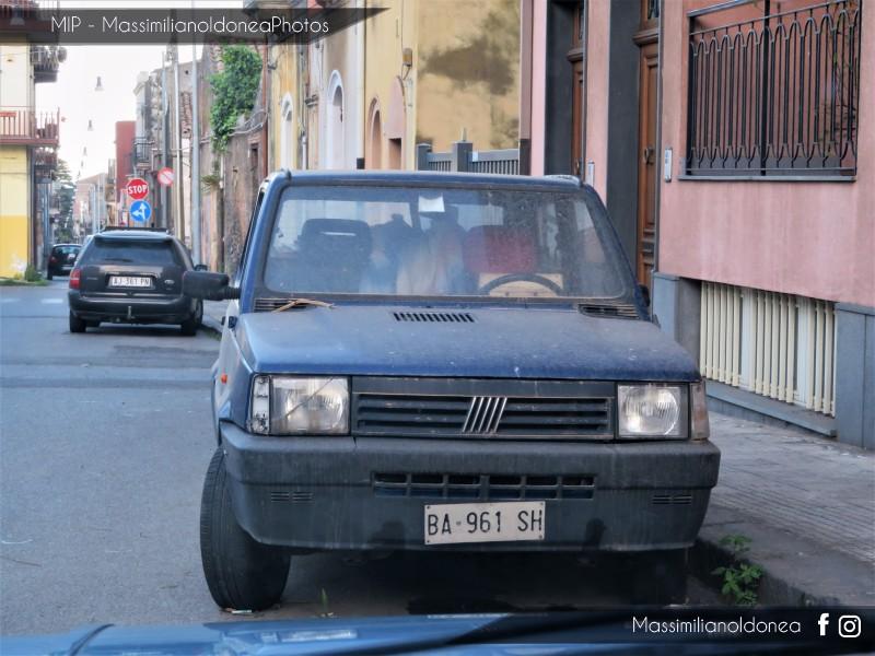 Auto Abbandonate - Pagina 11 Fiat-Panda-900-39cv-98-BA961-SH