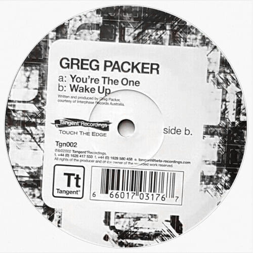 Download Greg Packer - You're The One / Wake Up mp3
