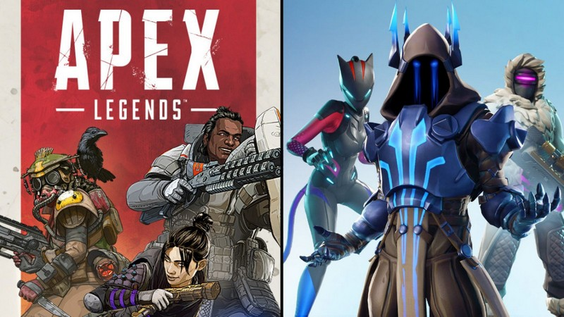 Apex Legends sở hữu những ưu điểm nào để vượt qua PUBG và Fortnite