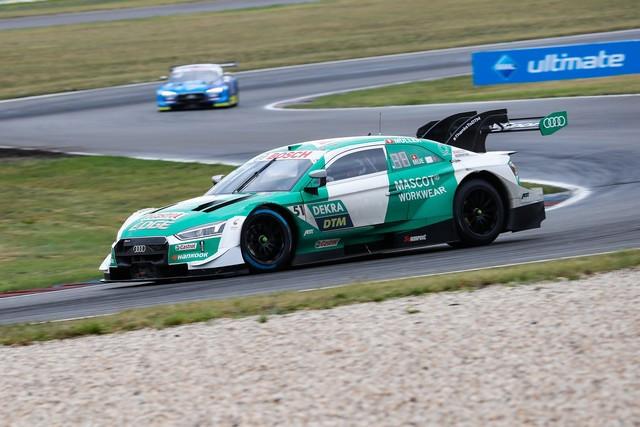 DTM – René Rast remporte le podium Audi au Lausitzring A204818-medium
