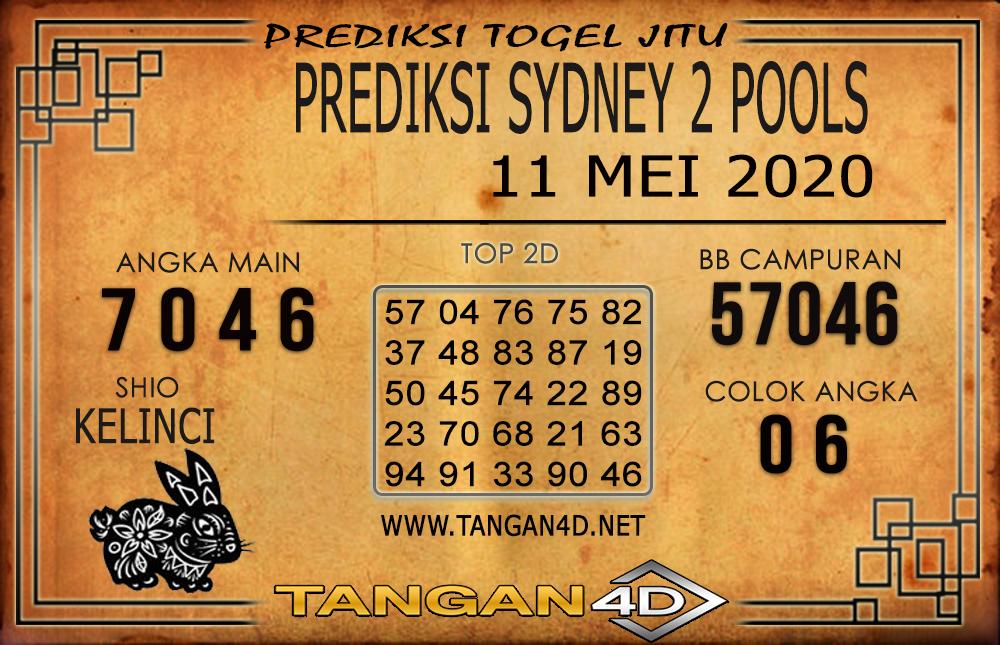 PREDIKSI TOGEL SYDNEY 2 TANGAN4D 11 MEI 2020