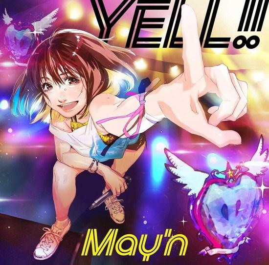 [Album] May'n – YELL!!
