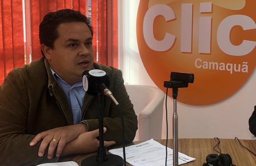 Programa Controle Geral recebe Ivo de Lima Ferreira neste sábado | Clic  Camaquã