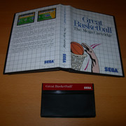 [VENDUS] 28 jeux MASTER SYSTEM -> 100€ FDPIN Great-Basket-Ball