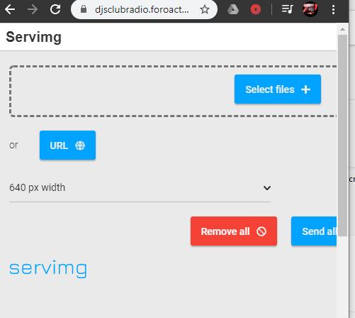 Se puede hacer responsive los mensajes emergentes al crear una publicación en linea? Responsive