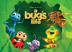 A Bug's Life (1998) 480p + 720p + 1080p + 2160p BluRay x265 10bit HEVC Dual Audio [Hindi DD2.0 + English DD5.1] ESub 283MB – 8.65GB Download | Watch Online