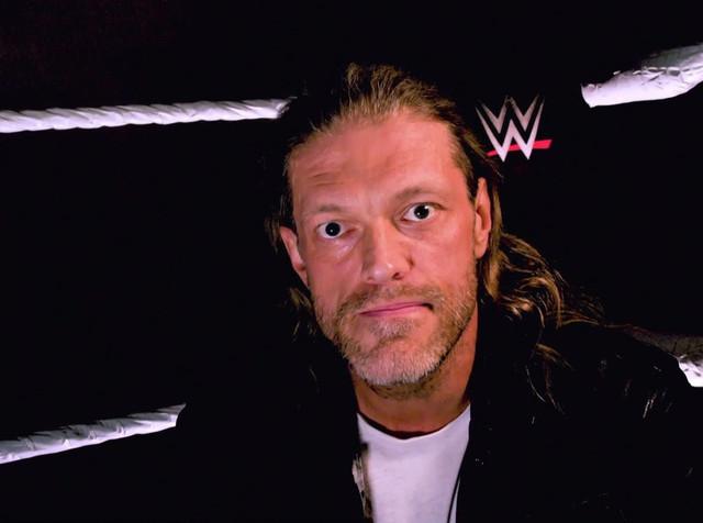 EDGE anuncia que Participara en Royal Rumble RAW Enero 26