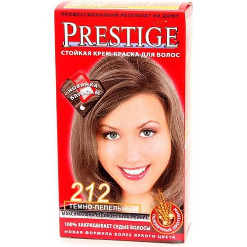 პრესტიჟი თმის საღებავი პრესტიჟი N 212