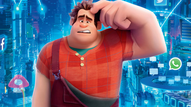 Ralph Breaks The Internet This New Clip Introduces Eboy Who Is