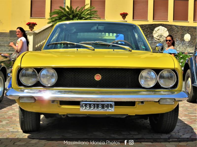 2019 - 9 Giugno - Raduno Auto d'epoca Città di Aci Bonaccorsi Fiat-124-Sport-Coup-1-4-88cv-72-CL058918-3