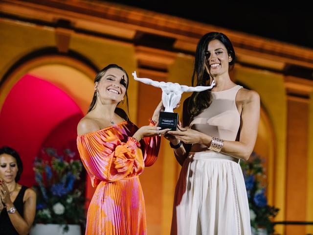 MGA-premiazione-Daniela-Ferolla