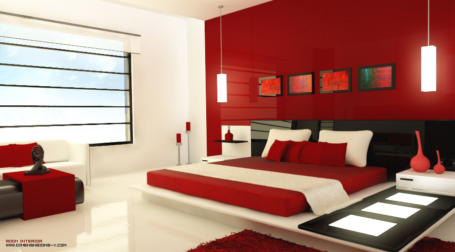 10 Red Bedroom Proven Can Be Very Awesome