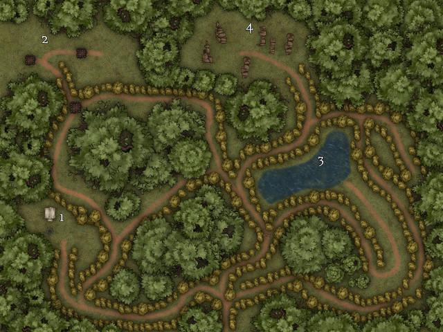 Bosque-laberinto