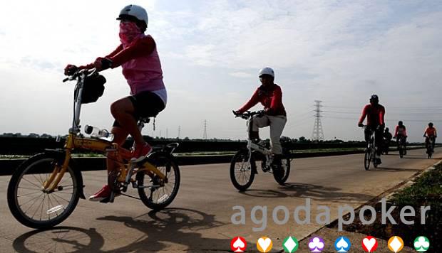 5 Tips Bersepeda untuk Orang dengan Kelebihan Berat Badan