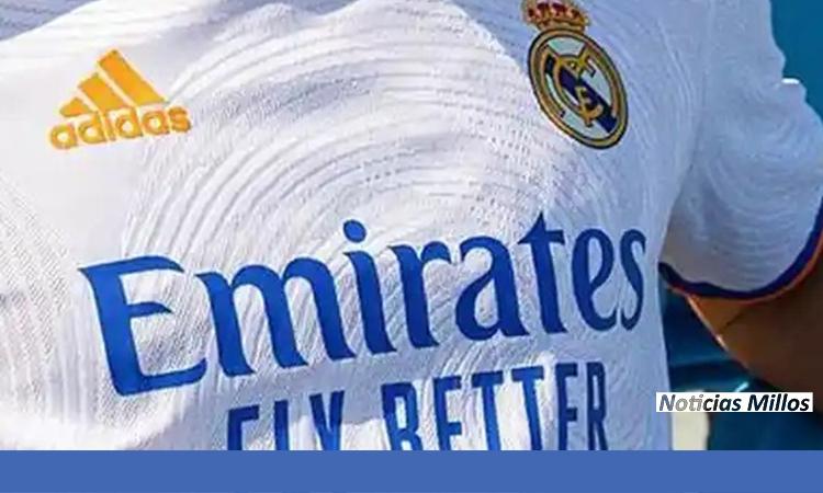 Camiseta Real Madrid 2022
