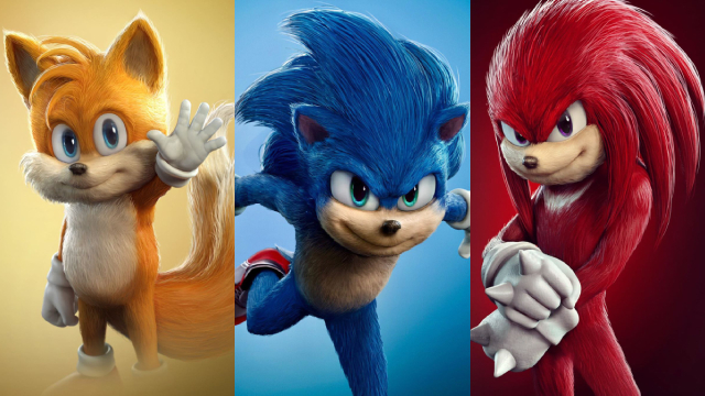 God Of War Art Director Shares Realistic Redesigns For Sonic The Hedgehog Tails And Knuckles