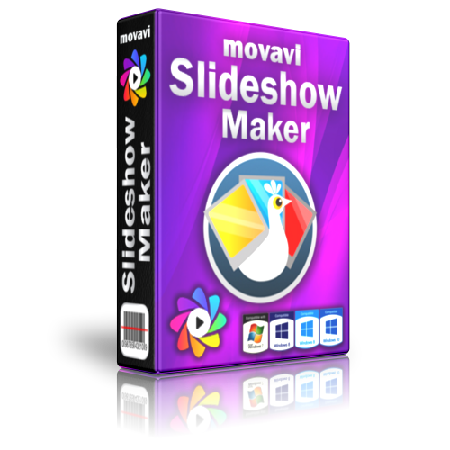 Movavi Slideshow Maker 7.0.1 (2020) PC | RePack & Portable