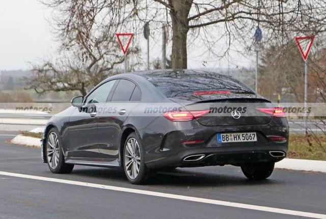 2018 - [Mercedes] CLS III  - Page 7 31-CE5709-D5-BA-4934-8-F06-420-CF2-D1-FDDD