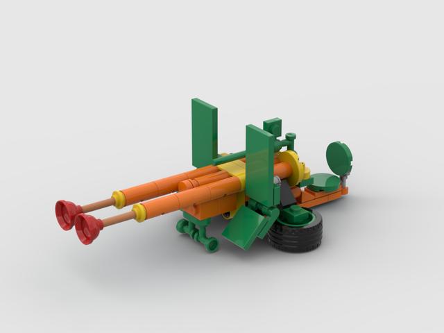 Double-Barreled-Plunger-Gun