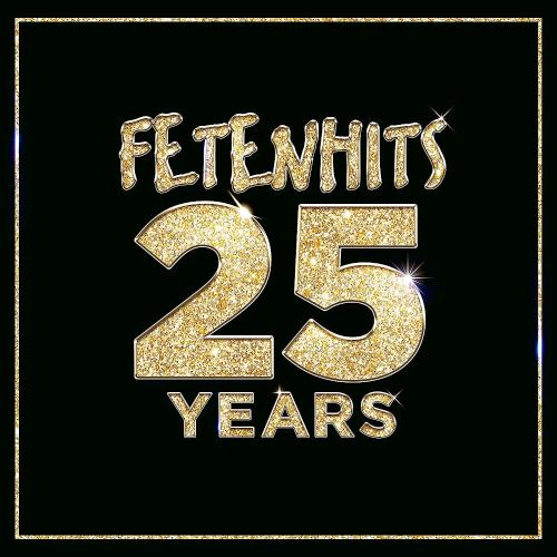 Fetenhits 25 Years 5CD (2021)