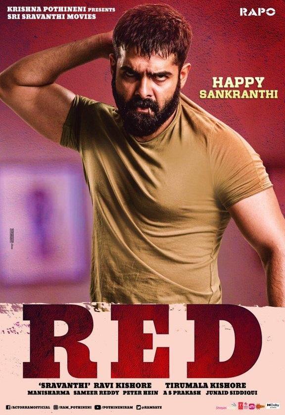 Red (2021) Telugu 480p WEB-DL x264 AAC 400MB ESub