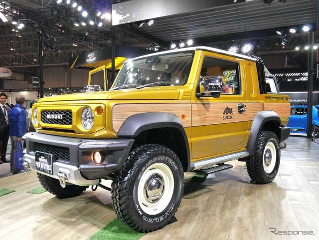 2018 - [Suzuki] Jimny 2  - Page 5 J1