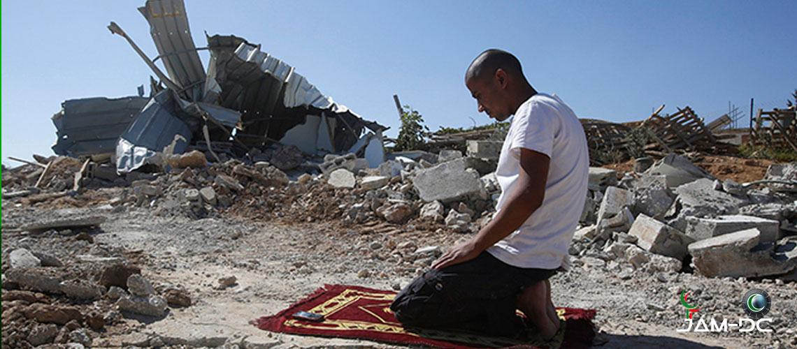 Боль палестинцев